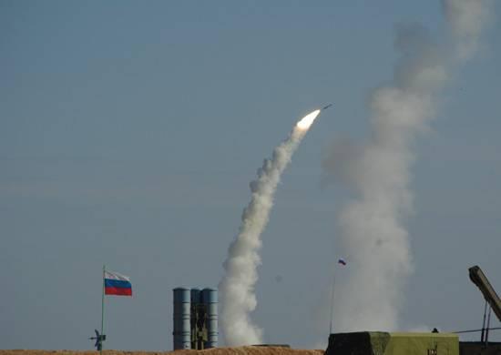В Хабаровском крае С-300 применили против наземных целей условного противника