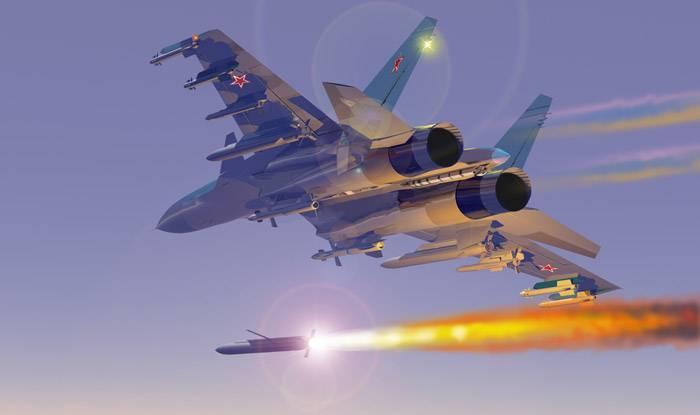 Американские СМИ назвали самые опасные для ВВС США ракеты