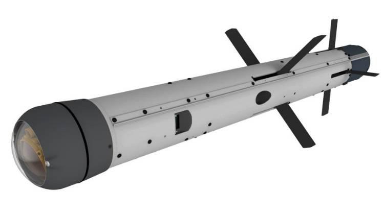 Анонсирована новая противотанковая ракета Spike LR II (Израиль)