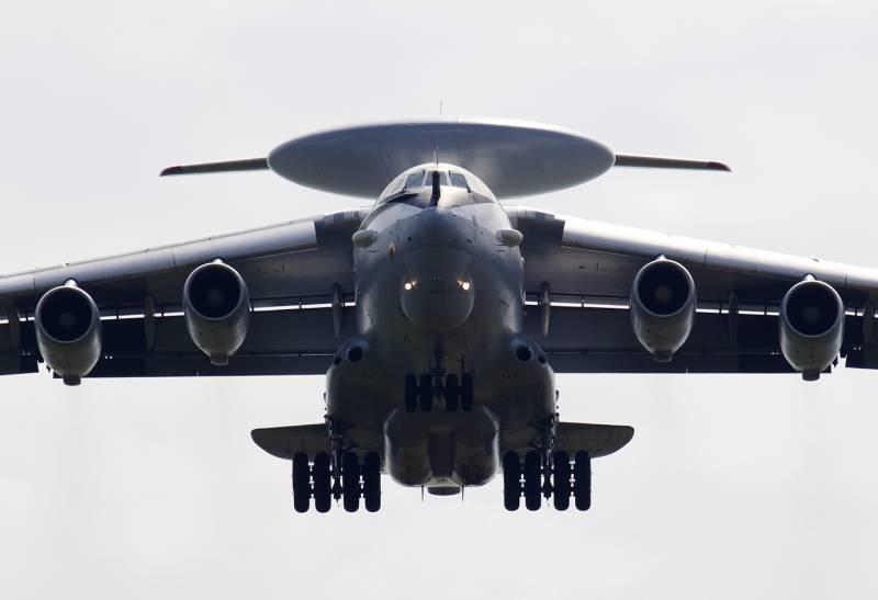 Шойгу: самолёт А-100 будет способен обнаруживать новые классы целей