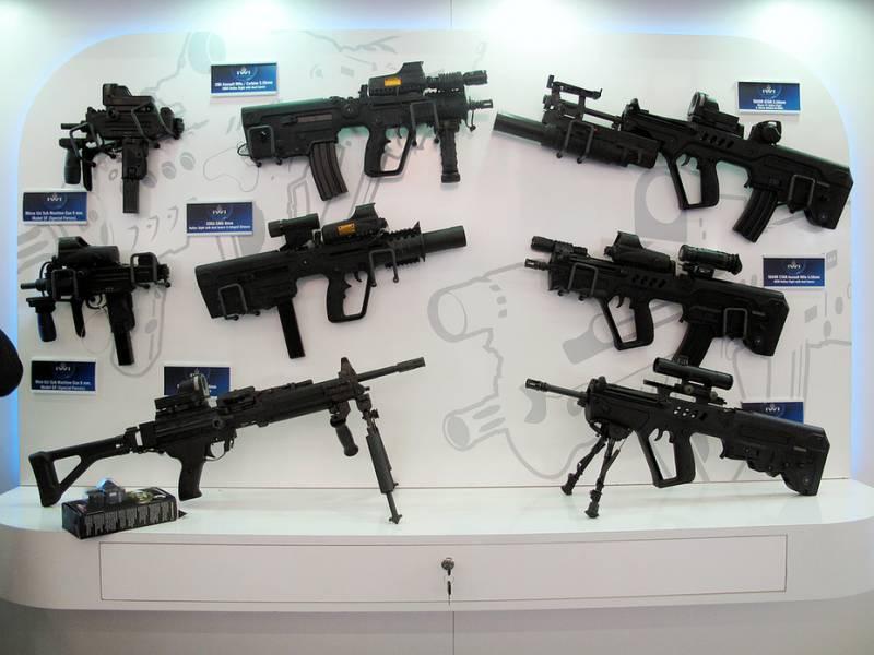 В Индии завершено строительство нового индийско-израильского оружейного завода