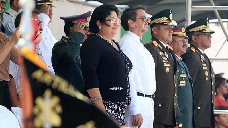 Женщины министры обороны