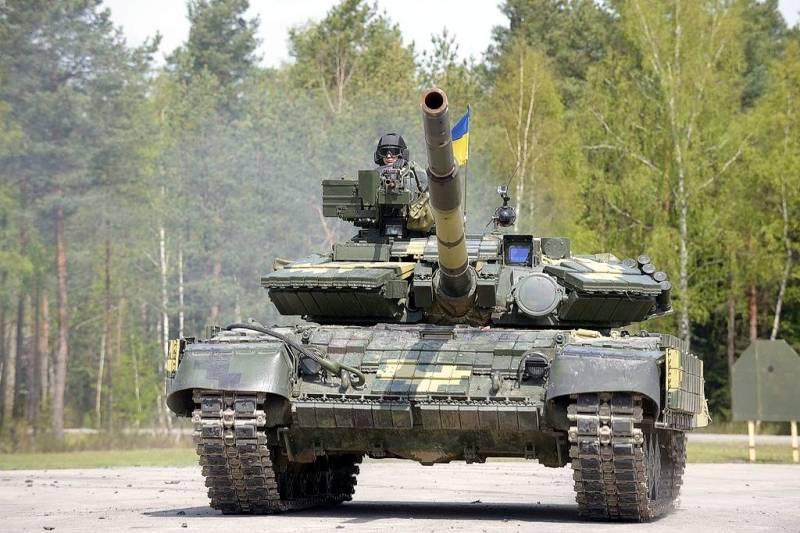 Советский Т-64 из Украины неприятно удивил европейских партнёров