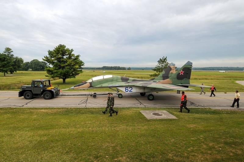 Правда о МиГ-29. Как американские разведслужбы разгадали загадку убийцы времен холодной войны (Air & Space, США)