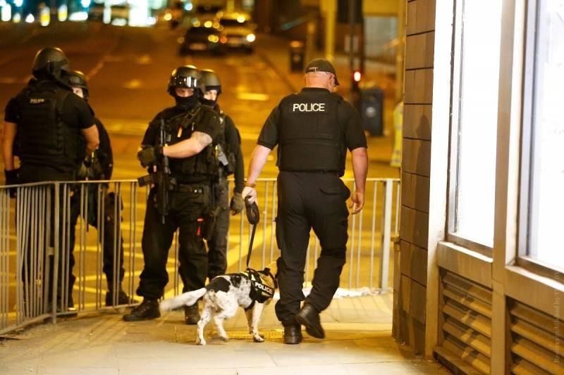 Британские СМИ назвали имя смертника, совершившего теракт в Манчестере