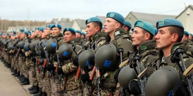 Пополнение российской группы в Приднестровье