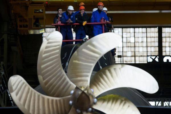 Россия и Индия обсудят создание анаэробной установки для субмарин