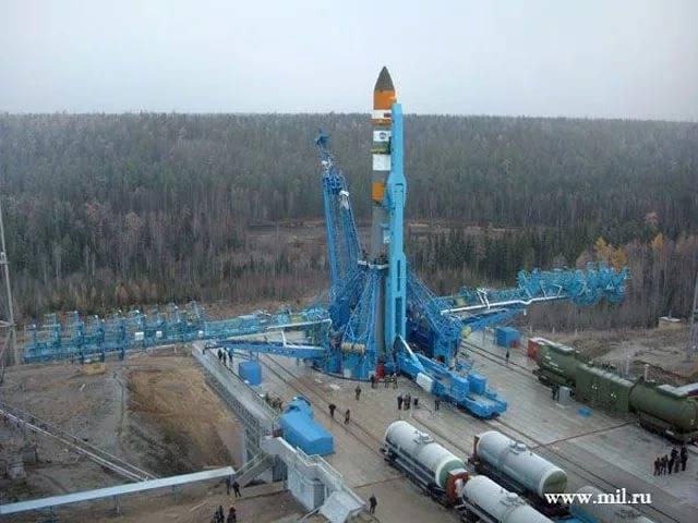 Система связи для космодрома «Восточный»