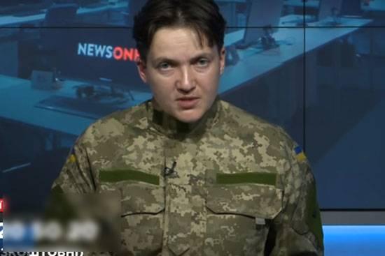 Савченко: Я знаю, как избежать послевоенного синдрома у военнослужащих Украины