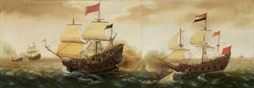 Обратная сторона «Большого флота»