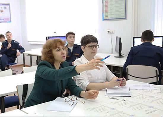 МО РФ переводит курсантов на пользование электронными учебниками