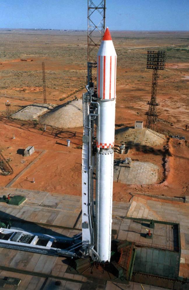 凤凰运载火箭项目