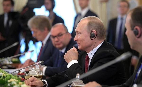 Владимир Путин: Если Курилы окажутся японскими, там появятся американские военные базы