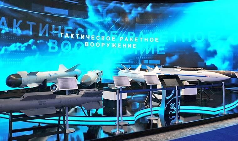Корпорация «Тактическое ракетное вооружение» с 2003 года увеличила объемы производства в 29 раз