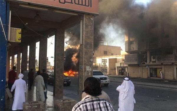 Несколько человек погибли при взрыве вСаудовской Аравии