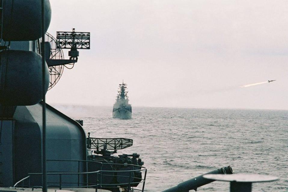 Группировка ВМФ Российской Федерации вСредиземном море увеличена до15 кораблей