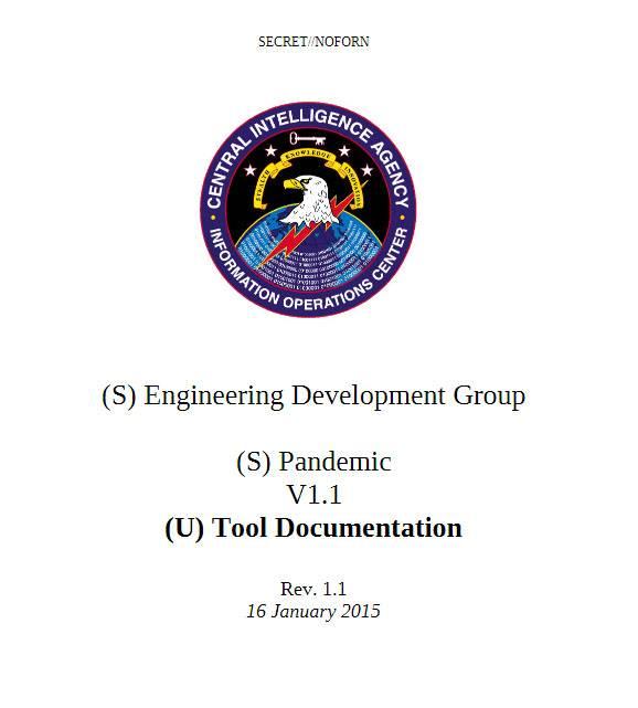 WikiLeaks публикует новую подборку материалов о кибершпионаже ЦРУ