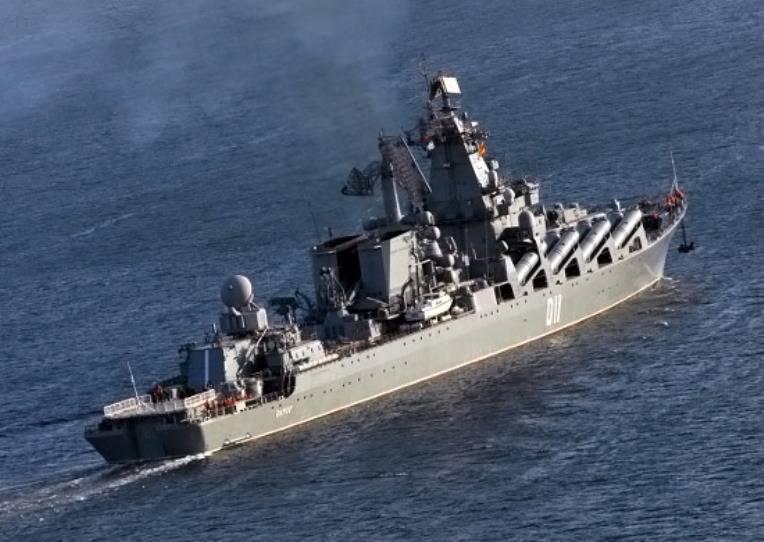 Боевые корабли «Варяг» и«Печенег» покинули Гонконг
