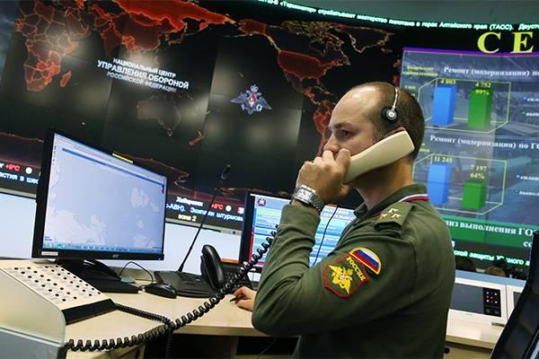 Цифровая военная машина