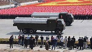 Пхеньян сверкнул «Молнией»