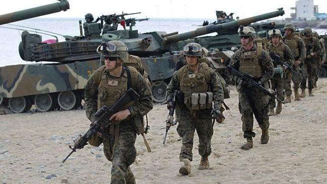 США сохранят военное присутствие в Азии