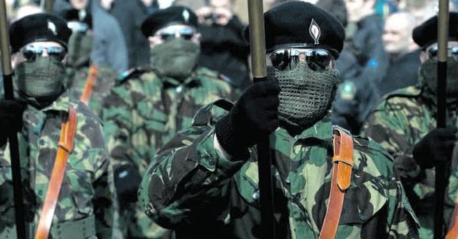 Угрозы терактов в Ирландии и Германии