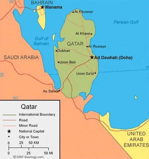 Москва небудет мешаться вовнутренние дела стран Персидского залива