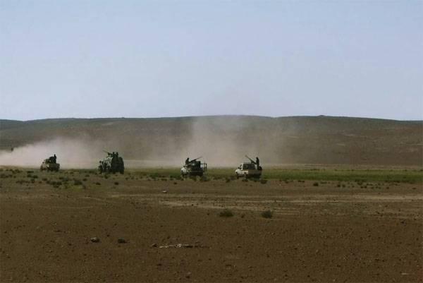 """США обвинили Турцию в """"сливе"""" секретных сведений о начале штурма Ракки"""