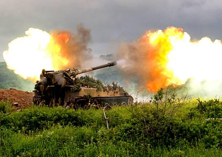 Интенсивность учений артиллерийских соединений возросла на четверть