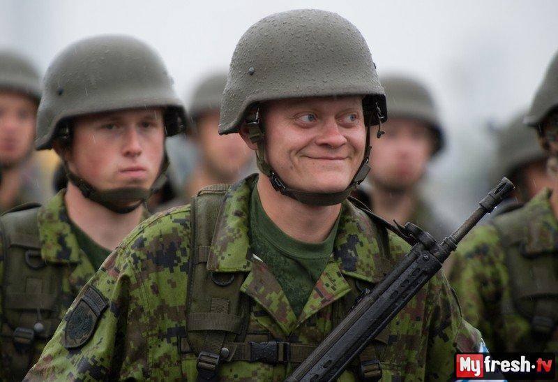 ВЭстонии стартуют учения НАТО Saber Strike