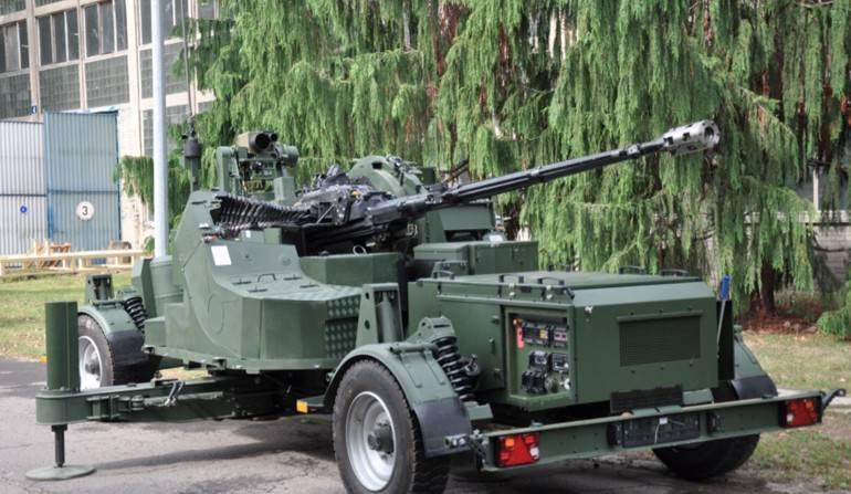 Польша анонсировала выпуск новой самоходной ЗСУ