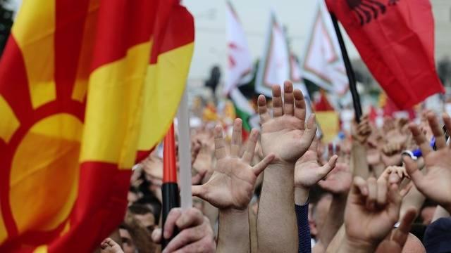 Подконтрольный Госдепу США Центр: Россия вмешивается в дела Македонии