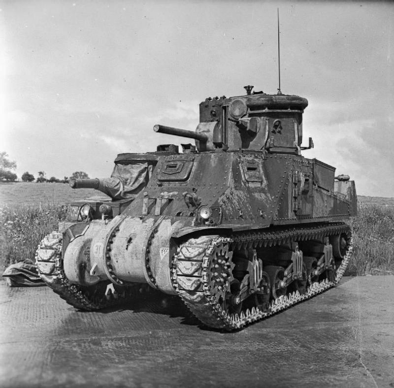 Прожекторный танк T10 Shop Tractor (США)