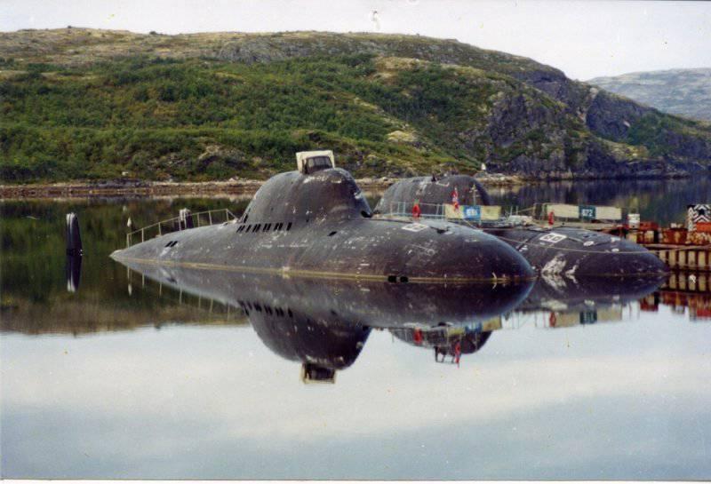 США вспомнили о субмаринах «Лира»