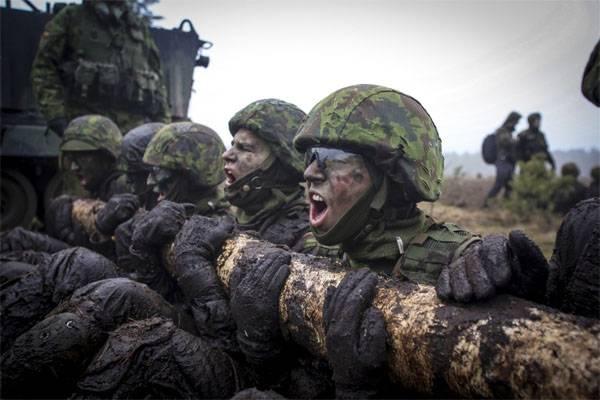 НАТО в Литве будет оборонять Сувалкский коридор от русских и белорусов