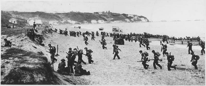 Второй фронт в 1942 г. Продолжение