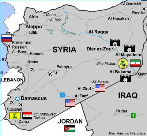 Самое крупное и решающее сражение в Сирии ещё впереди