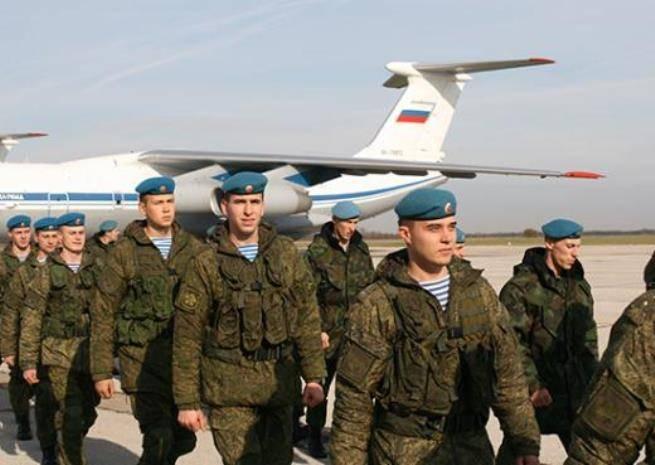 Наименование «ударный» получил батальон Псковской дивизии ВДВ