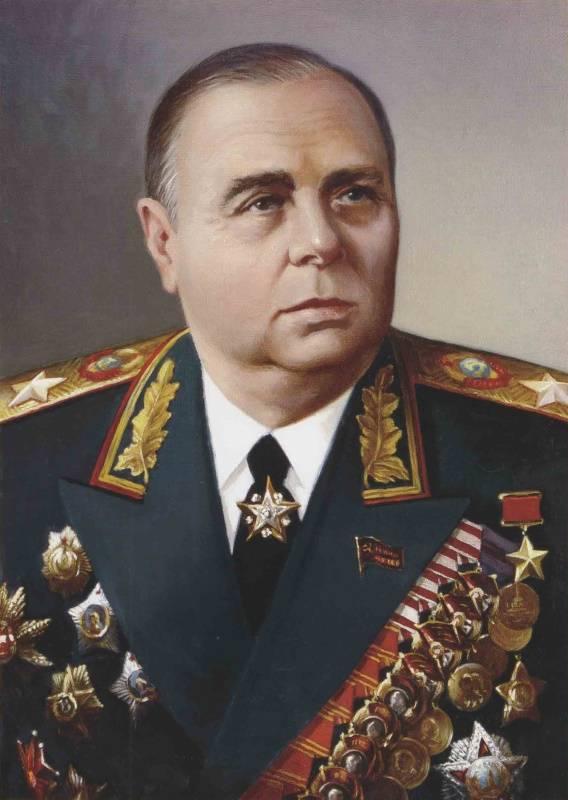 Славный путь и тяжёлые испытания маршала Мерецкова