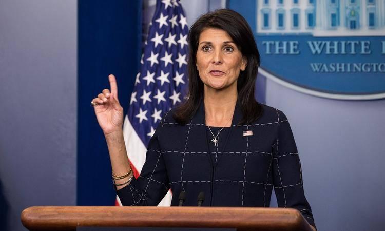 Хейли: США могут выйти из Совета ООН по правам человека