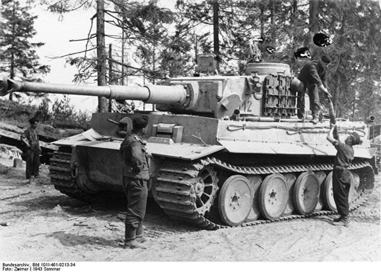 Внушающий страх гитлеровский танк был непригоден к войне