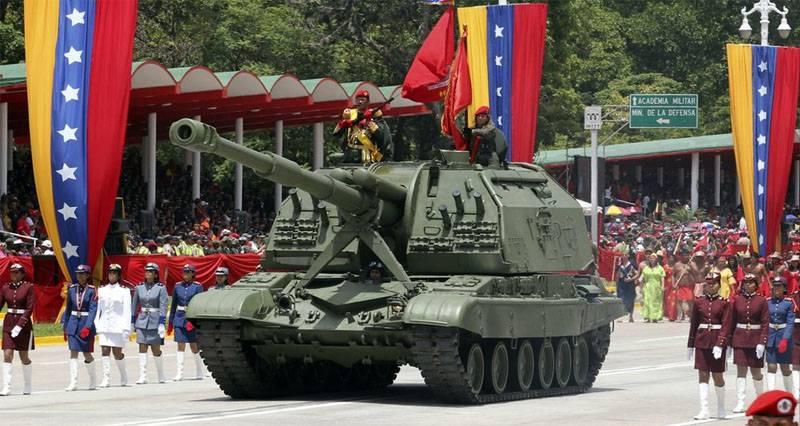 Из-за просрочки Венесуэлой выплат по кредиту на военную технику РФ недополучит 54 млрд рублей