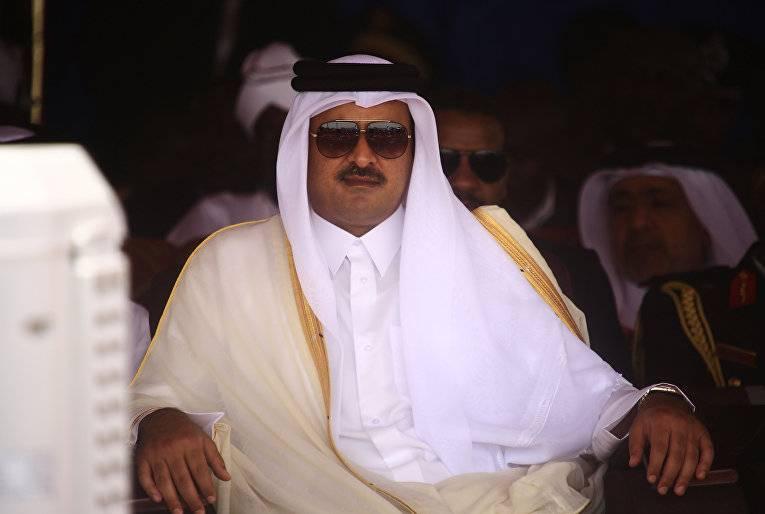 Что стоит за ссорой с Катаром?