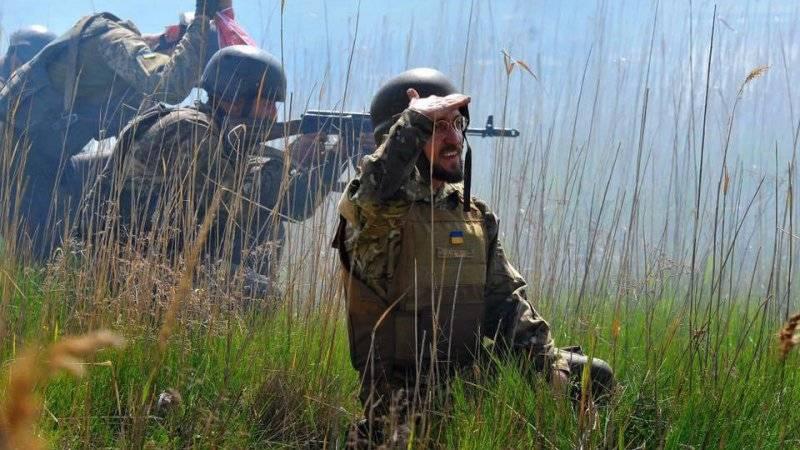 НМ ЛНР: Очередная попытка ВСУ прорвать оборону провалилась