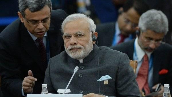 Индия заявила о вступлении в ШОС