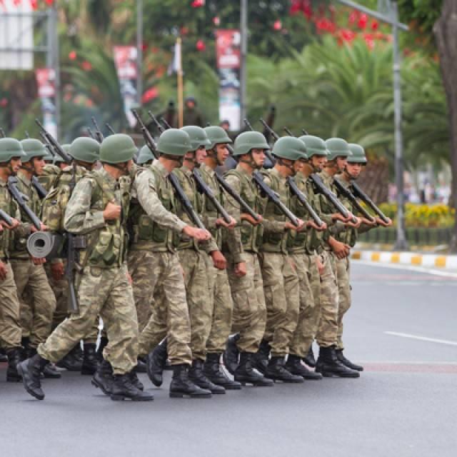 Турция ускоренно занялась подготовкой закона о развертывании войск в Катаре