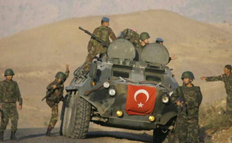 Турция собирается создать военную базу в Катаре