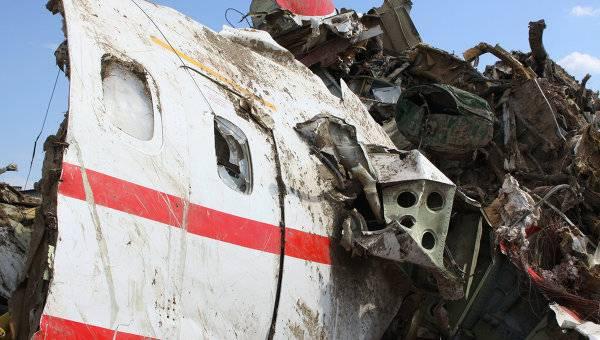 Комментарий эксперта МАК по польскому Ту-154: Никаких следов взрывчатки на обломках самолёта не было