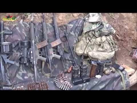 Курды обнаружили у ИГИЛ оружие турецкой армии