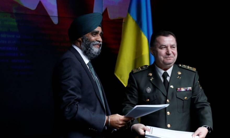 Посол Канады вУкраине сделал намек опредоставлении оружия украинской армии